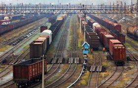 ترانزیت بار از راهآهن آذربایجان ۷۴ درصد افزایش یافت
