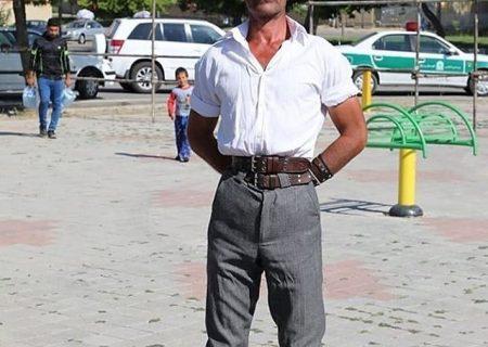 به این لباسها عادت کردهام/ در شبکههای اجتماعی حضور ندارم/ عاشق اسب و تراکتور هستم