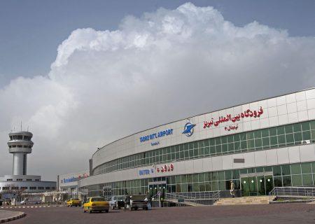 ۲۸۰ میلیارد ریال برای توسعه و بهسازی فرودگاه تبریز هزینه شد