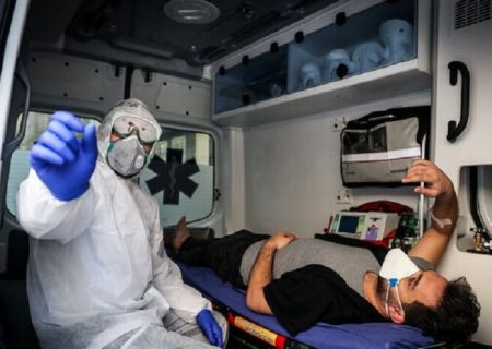 آمار بیماران اورژانسی مشکوک به کرونا در تبریز افزایش یافت