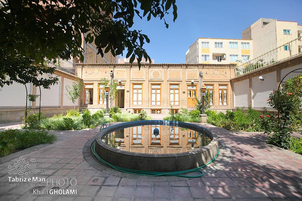 خانه  شیخ محمد خیابانی