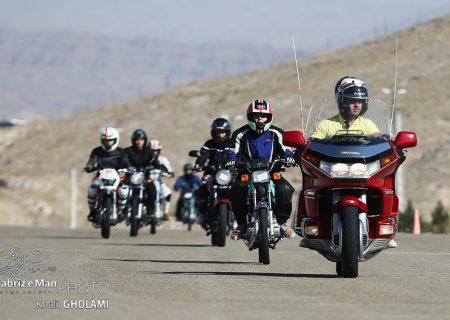 برگزاری دومین دوره مسابقات موتور سواری استان