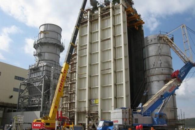 اولین واحد بخار نیروگاه اورمیه افتتاح شد/ افزایش ۶۴۰ مگاواتی ظرفیت واحدهای بخار در سال جهش تولید