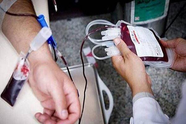 انتقال خون در شورای مدیریت بحران برخی استان ها جایگاهی ندارد