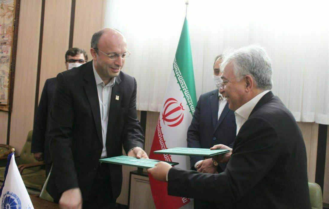 انعقاد تفاهم نامه مهارتآموزی مابین دانشگاه فنی وحرفهای و اتاق بازرگانی تبریز