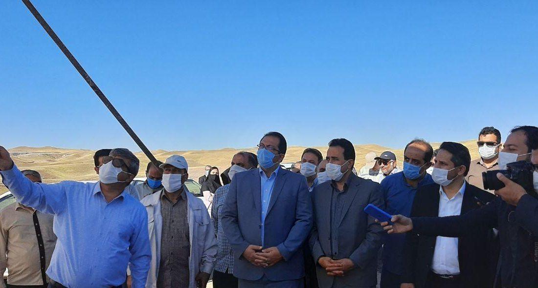 بهرهبرداری از مرکز دفن بهداشتی پسماند تبریز تا یک سال آینده