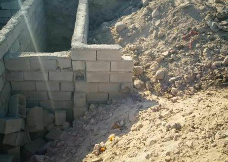 بوی بسیار بد دفنشدگان کرونایی در قبرستان آذرشهر!