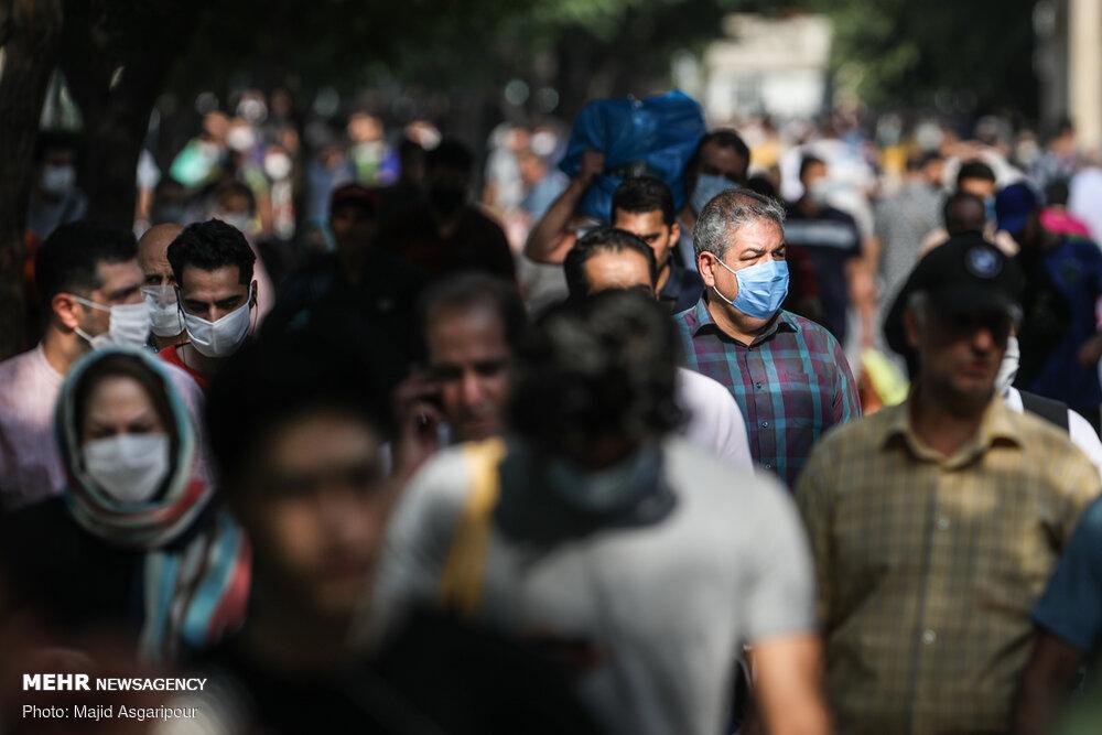 تهران چگونه «قرمز» شد/ روزهای سخت کرونایی در راه است