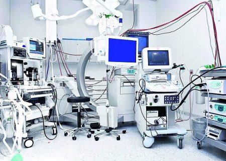 تهیه بیش از ۱۶ هزار دستگاه تجهیزات پزشکی طی ۶ ماه اول سال