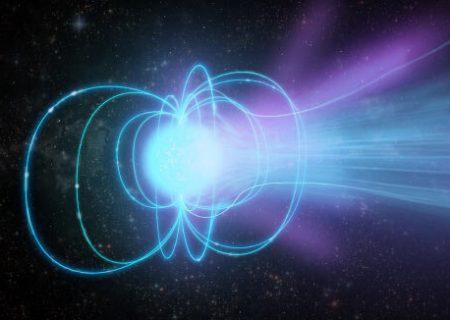"""ستاره شناسان فاصله دقیق تا یک """"مغنااختر"""" را اندازه گرفتند"""