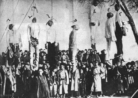 عاشورا و مجاهد کشی در تبریز