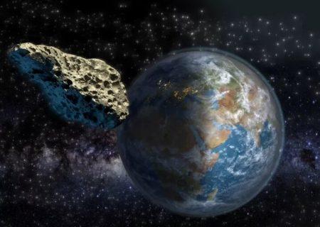 عبور ۲ سیارک از کنار زمین طی دو هفته آینده