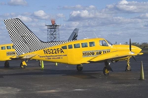 نخستین تاکسی هوایی کشور به پرواز در می آید