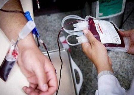 نمایندگان اقلیت های مذهبی خون اهدا کردند
