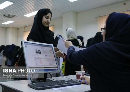 پذیرش ۳۰۰۰دانشجوی جدیدالورود در دانشگاه الزهرا