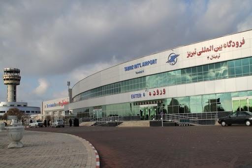 پروازهای فرودگاه تبریز ۱۵ درصد کاهش یافت