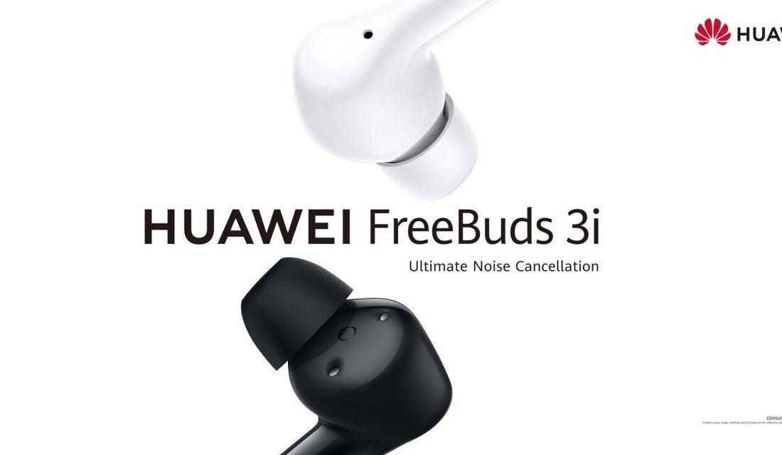 پنج تمایز هندزفری Huawei FreeBuds 3i