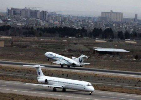 حریم پروازی فرودگاه تبریز باید حفظ شود