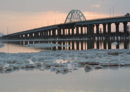 تراز آب دریاچه اورمیه ۶ سانتی متر کاهش یافت