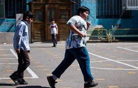 میزان چاقی دانشآموزان آذربایجانشرقی از متوسط کشوری بالاتر است