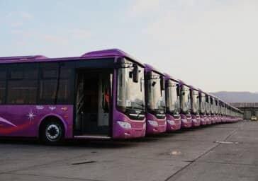 تغییر ساعت کار ناوگان اتوبوسرانی تبریز از ۱۵ مهرماه