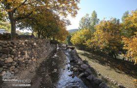 پاییز روستای آمقان