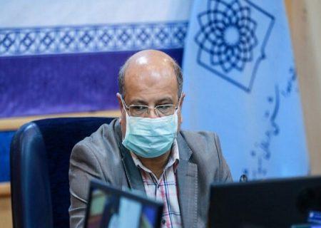 ارسال نامه تمدید محدودیت های کرونایی به وزیر بهداشت