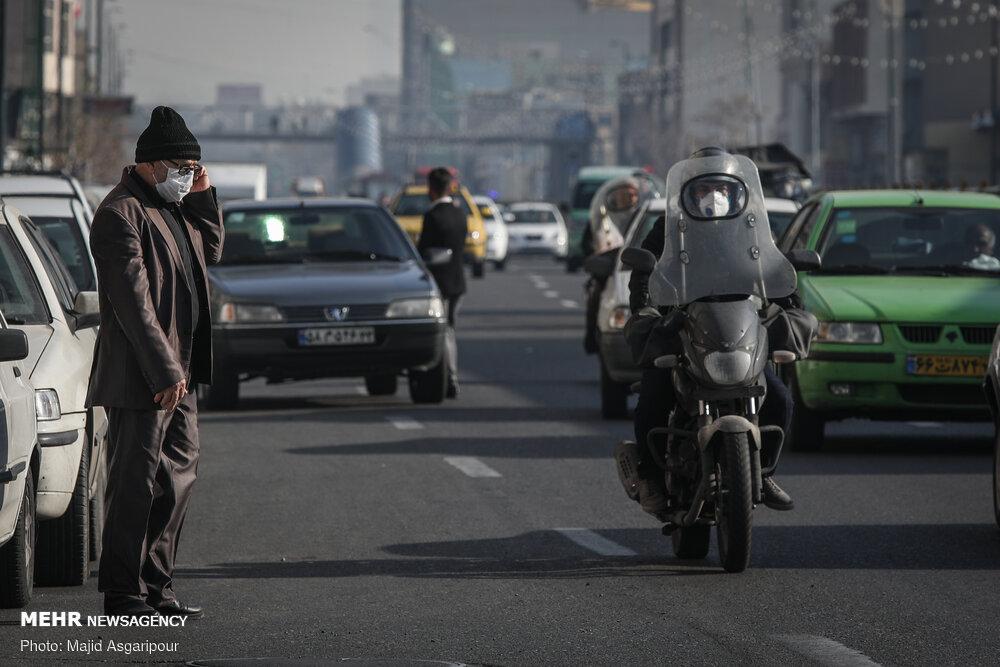 تاثیر آلودگی هوا بر افزایش شیوع کرونا نیازمند مطالعات دقیقتر است