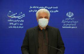 تامین داروهای بیمارستانی کرونا/وضعیت اکسیژن و ماسک دولتی