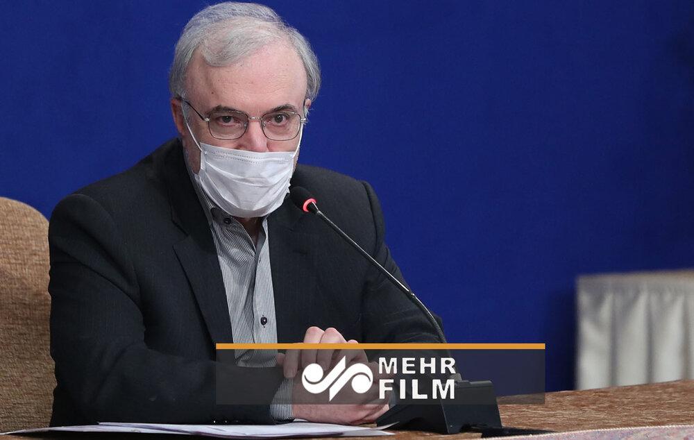 روایت وزیر بهداشت از ۹ ماه بی خوابی