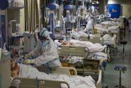 رکورد ثبت بیماران جدید کرونایی/ ۳۴۶ نفر در یک روز جان باختند