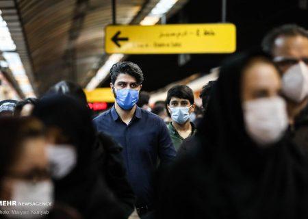 نرخ بروز بیماری کرونا در لرستان بالاتر از میانگین کشوری