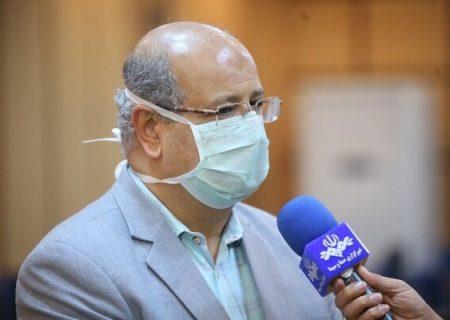 ۴۲ درصد بیماران بدحال کرونایی کشور در تهران هستند