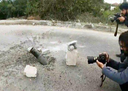 ارمنستان و رفتار غیرنظامی با خبرنگاران!