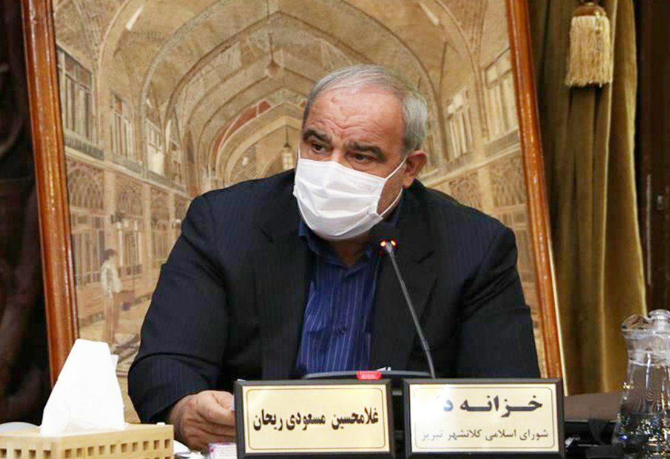 مسعودی ریحان، شهردار تبریز را به پاسخگویی فرا خواند!