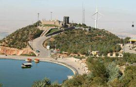 توسعه شبکه همراه اول در تفرجگاه عینالی تبریز