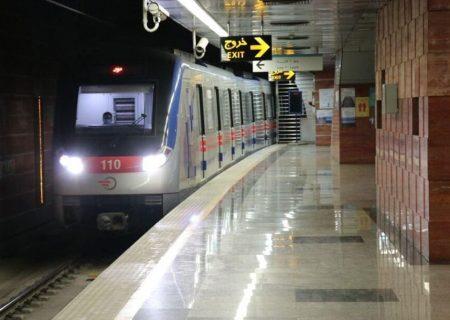 ساعات فعالیت قطارشهری تبریز کاهش یافت