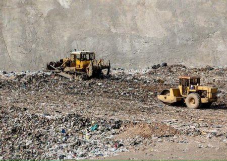 تولید روزانه ۱۰۵۰ تن زباله در تبریز