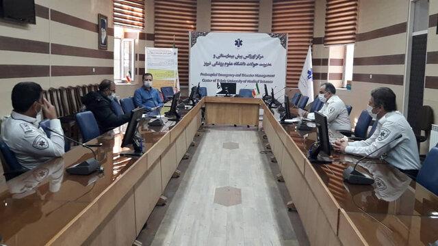 ۲ پایگاه اورژانس در ایستگاههای متروی تبریز به بهرهبرداری میرسد