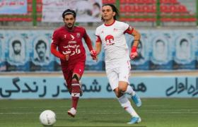 دشت ۲ امتیازی فوتبال تبریز از هفته دوم لیگ برتر