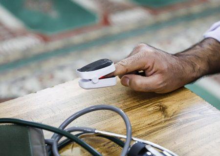 تست PCR  در ۵ مسجد تهران رایگان شد