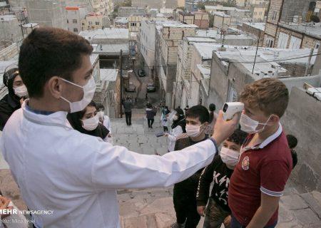 ردیابی فعال بیماران کرونایی در تعطیلات دو هفته ای پایتخت