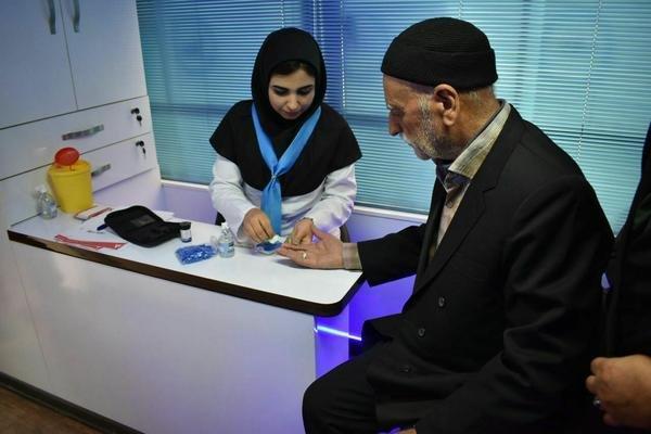 رونمایی از پروژه آموزش پرستار دیابت در کشور