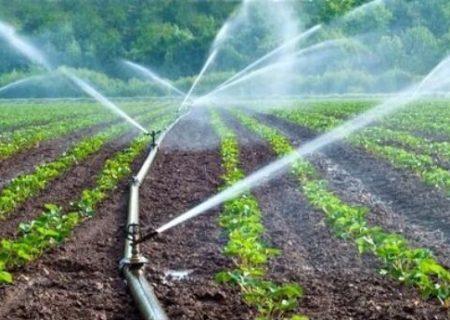 افزایش ۱۳ برابری تقاضا برای آبیاری کم فشار در آذربایجانشرقی