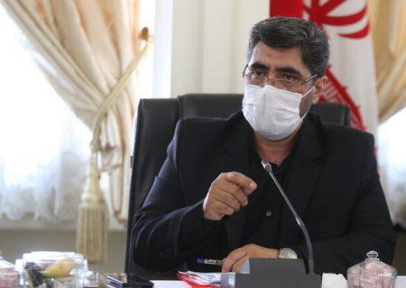 بازدید اعضای کمیته مدیریت بر واکنشهای کارگری آذربایجان شرقی از واحدهای تولیدی