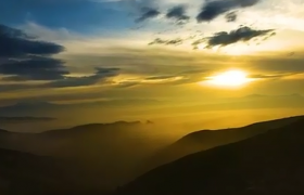 کلیپی زیبا بر بلندی های طبیعت خداآفرین