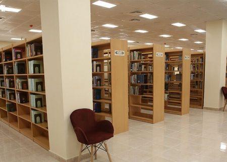 ۲ هزار جلد کتاب نایاب و مرجع به دانشگاه آزاد اهر اهدا شد