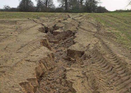 ۱۶ تن فرسایش خاک در هر هکتار از آذربایجانشرقی خطرناک است