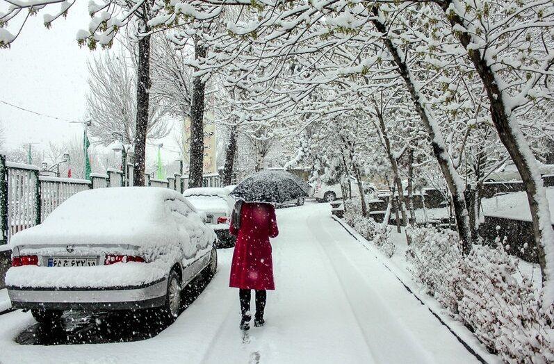 دمای هوای آذربایجانشرقی تا ۱۳ درجه سانتیگراد کاهش مییابد
