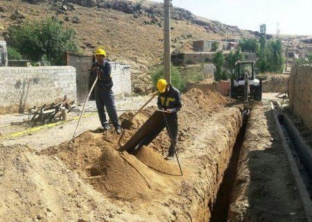 گاز رسانی به ۹۱۲ روستای آذربایجانغربی در هفت سال گذشته محقق شد